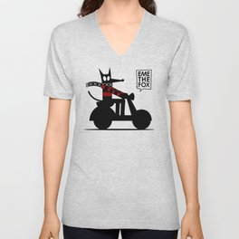Eme - Scooter Unisex V-Neck