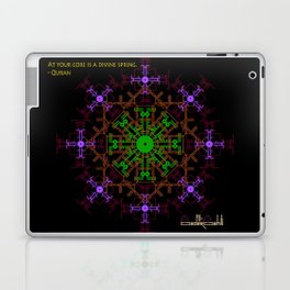Ease Into Your Core Laptop & iPad Skin