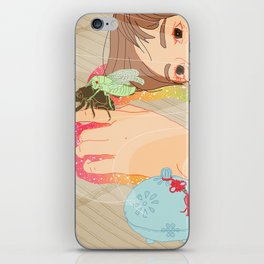 Summer Semi iPhone Skin