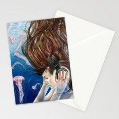 Deep Sounds Stationery Cards