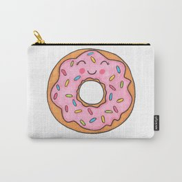 I Love You More Than Donuts Carry-All Pouch