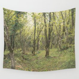 forest #4 Wall Tapestry