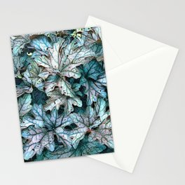 Growing Free Stationery Cards