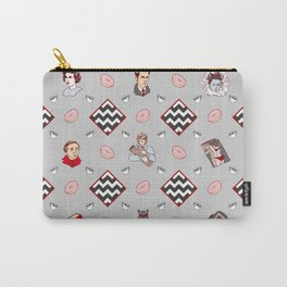 Twin Peaks Repeating Carry-All Pouch