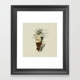 Quixote Framed Art Print