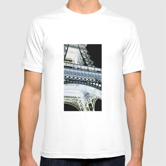 Eiffel effect T-shirt