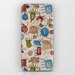 Critters iPhone Skin
