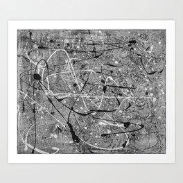 Titanium Art Print