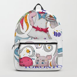 Toronto - Hogtown Backpack