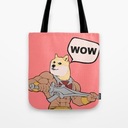 Much Power Tote Bag