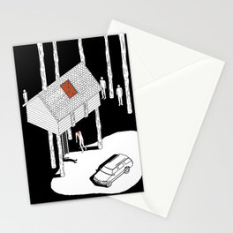 Hereditary by Ari Aster and A24 Studios Stationery Cards