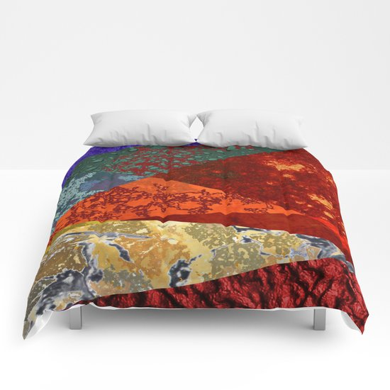 Abstract #300 Oxidation Comforters