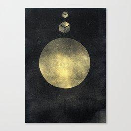Descend Canvas Print