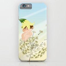 Resting on a dandelion Slim Case iPhone 6s