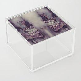Teeth Acrylic Box