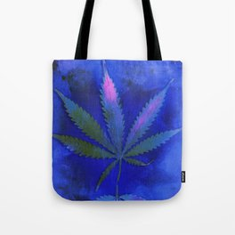 Hemp Lumen #2 Marijuana, Cannabis Tote Bag
