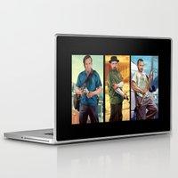 gta Laptop & iPad Skins featuring Breaking Bad mashup GTA V  by Akyanyme