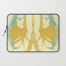 Monica Bellucci x 2 Laptop Sleeve