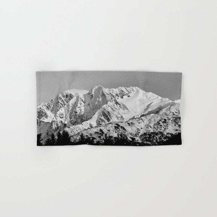 Mountain Glacier Two Hand & Bath Towel
