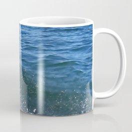 Seafoam and splashes Coffee Mug