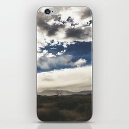 Desert Wind iPhone Skin