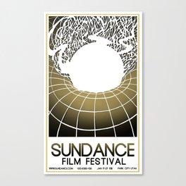 Sundance  Canvas Print