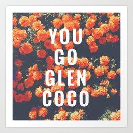Glen Coco Art Print