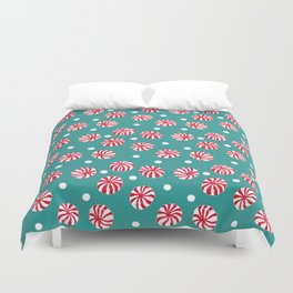 Pepperminty Duvet Cover