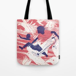 The Leap Tote Bag