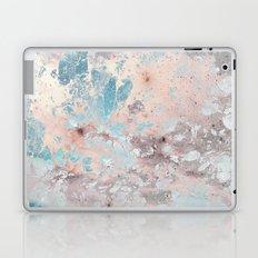 Pastel marble texture Laptop & iPad Skin