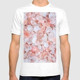 Pink Himalayan salt l Food photography T-shirt