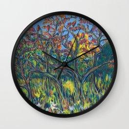 Sumac Wall Clock
