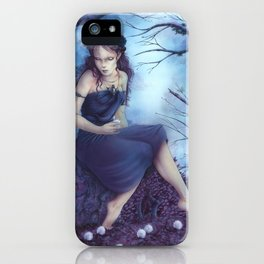 Garden of secrets iPhone Case