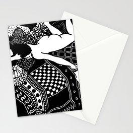 "Félix Vallotton ""Laziness"" Stationery Cards"