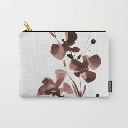 Organic Impressions 334x by Kathy Morton Stanion Carry-All Pouch