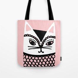 Katze #2 Tote Bag