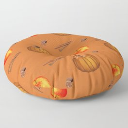 Fall Spice Floor Pillow