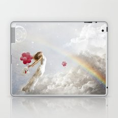 dream of flying Laptop & iPad Skin