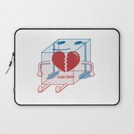 Little Box of Broken Heart Laptop Sleeve