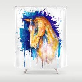 Equestrian Beauty Shower Curtain