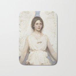 Angel by Abbott Handerson Thayer Bath Mat