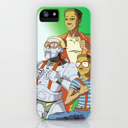 Urked iPhone Case