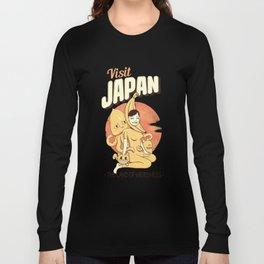 Visit Japan Long Sleeve T-shirt