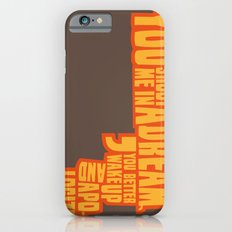 Shoot me in a dream Slim Case iPhone 6s
