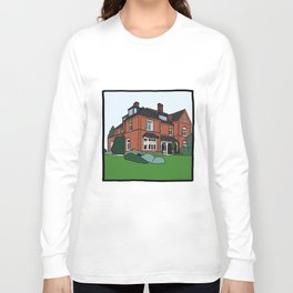 Cambridge struggles: Lucy Cavendish Long Sleeve T-shirt