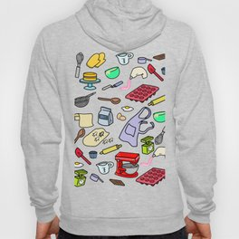 BAKE COOK BE  A CHEF Hoody