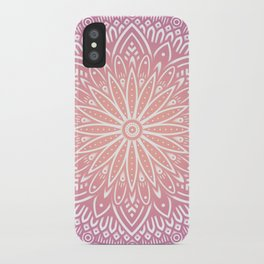 Sacred Sunrise iPhone Case