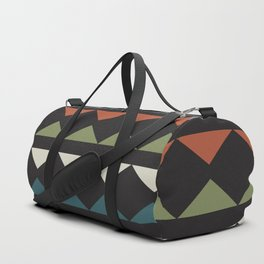 African triangles Duffle Bag