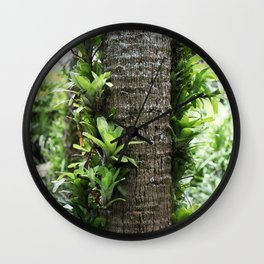 Wrap yourself around me  Wall Clock