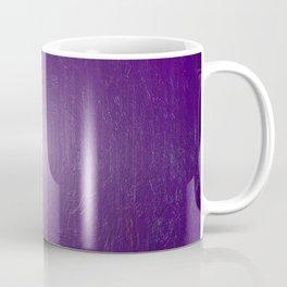 Purple Wall Coffee Mug